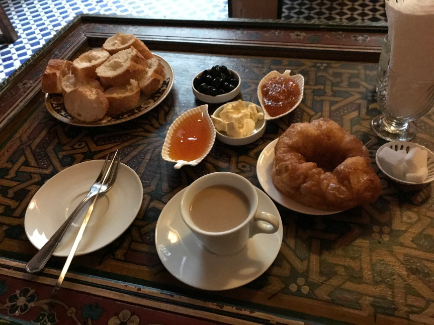 Morocco Breakfast Photo